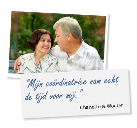 Charlotte & Wouter