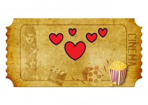 filmkaartje liefde