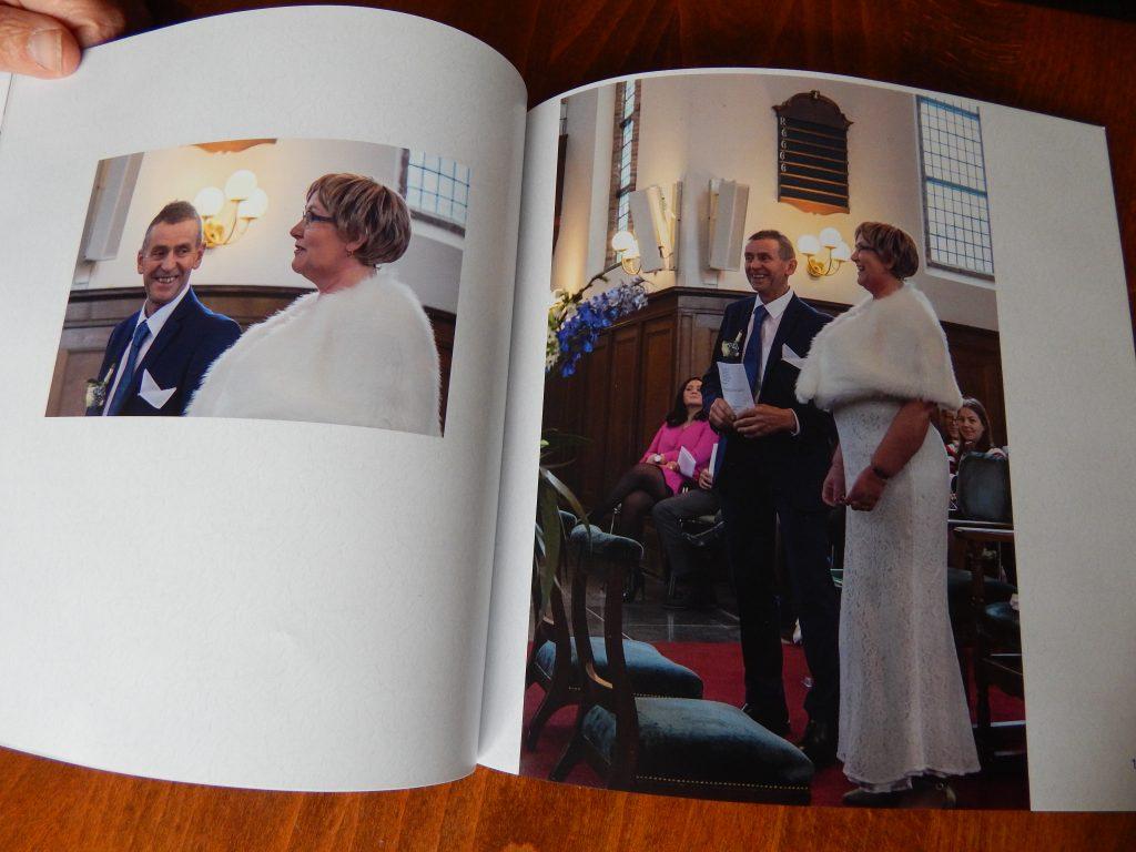 bruiloft boekje