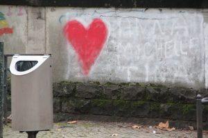 prullenbak hart