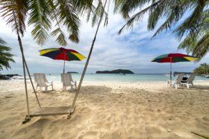 strand schommel