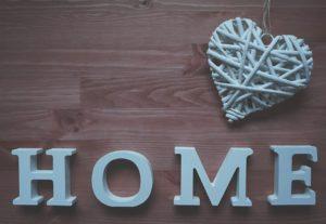 thuis liefde