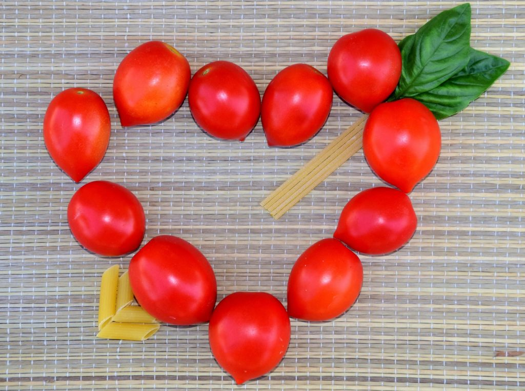 (liefdes)recepten tomaat hart