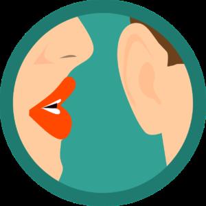 Luisteren oor