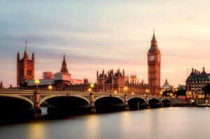 Vakantie Londen