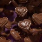 Liefdesfeiten chocolade