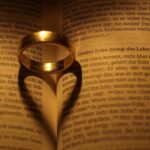 Liefdesfeiten verlovingsring