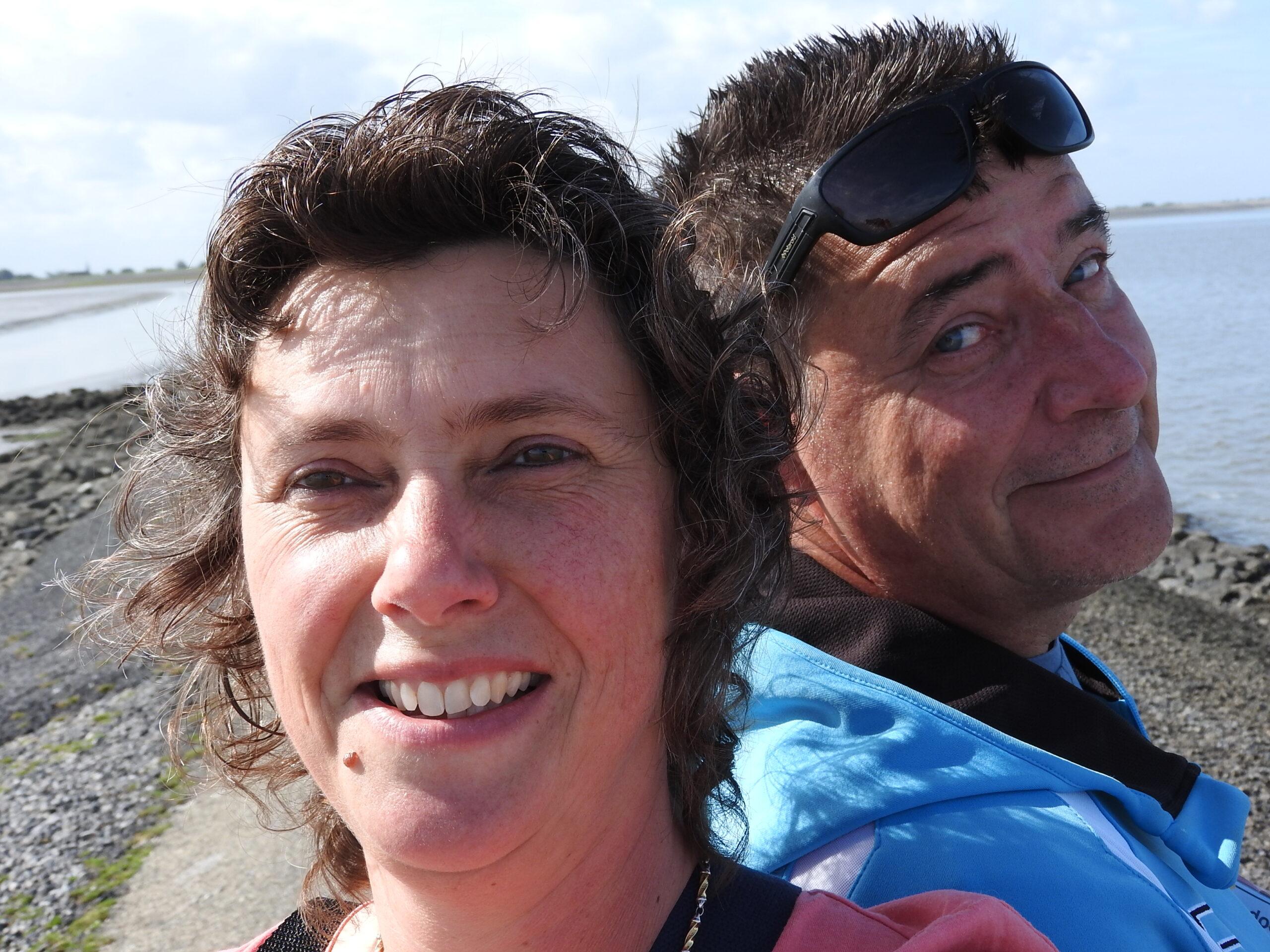 Gert en Simone vakantie